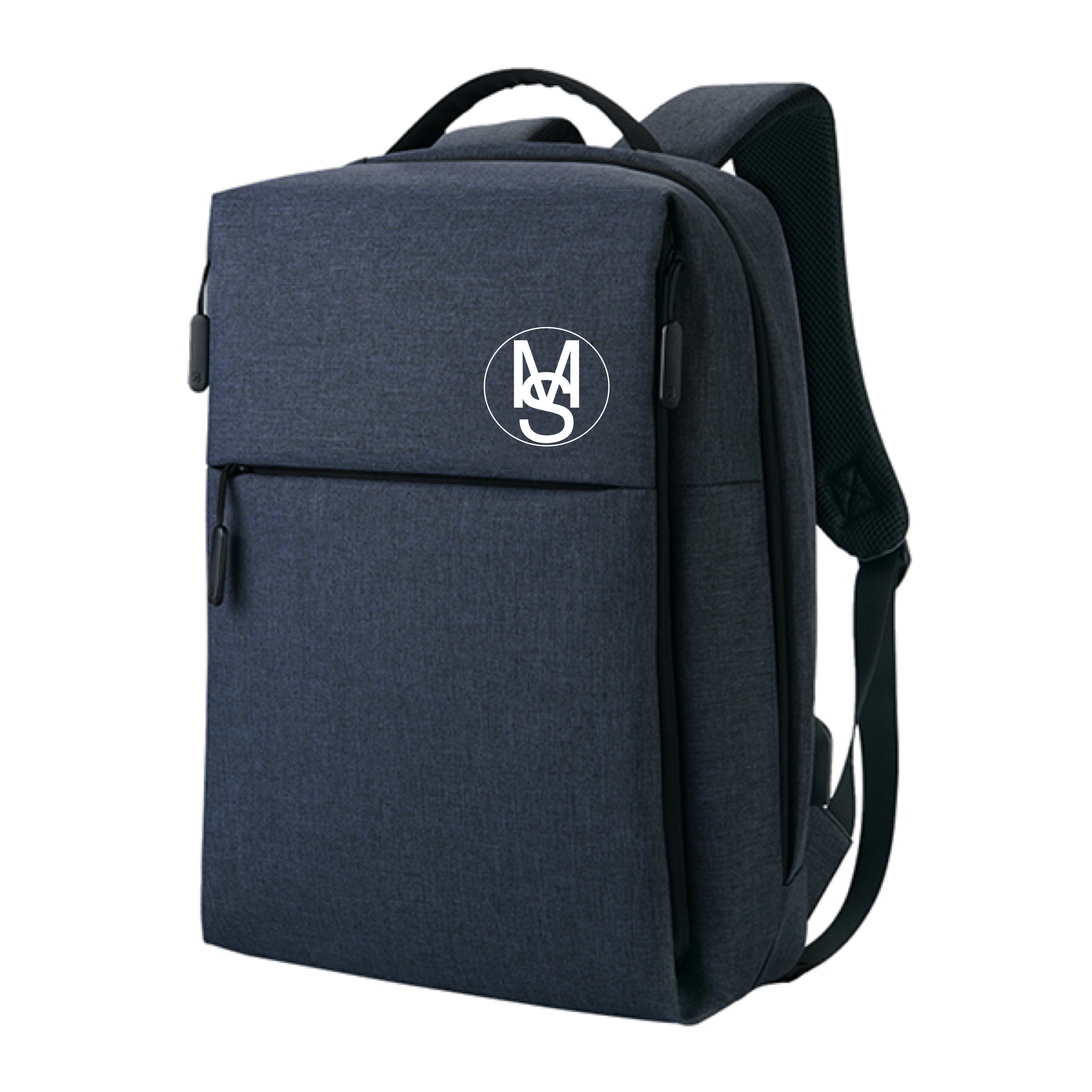 Multifunctional Anti-Theft Backpack - Blue Image