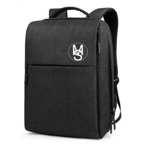 Multifunctional Anti-Theft Backpack - Dark Grey Image