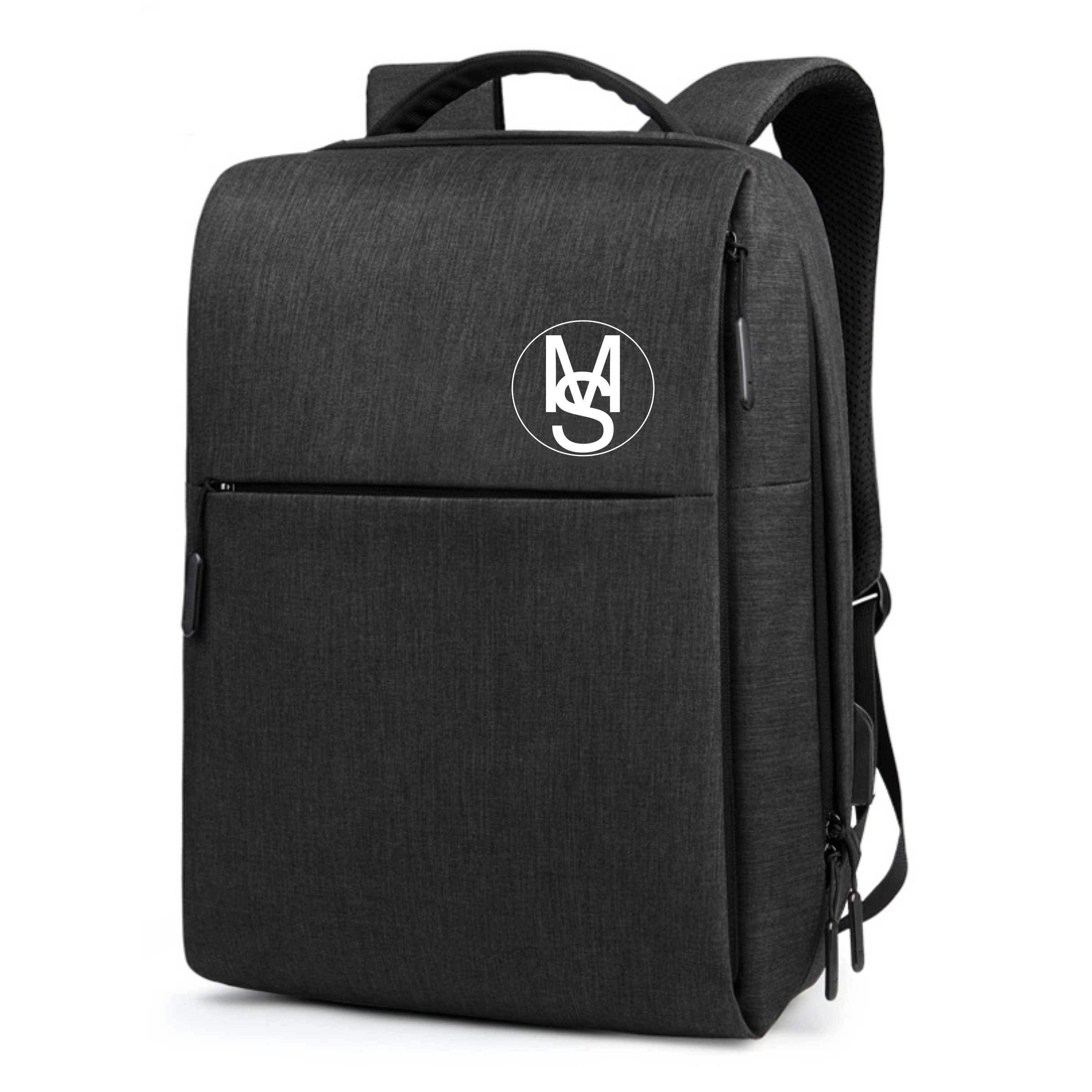 Multifunctional Anti-Theft Backpack - Dark Grey Image