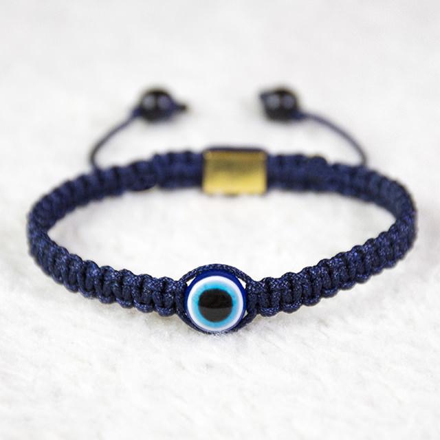 Handmade Evil Eye Bracelet