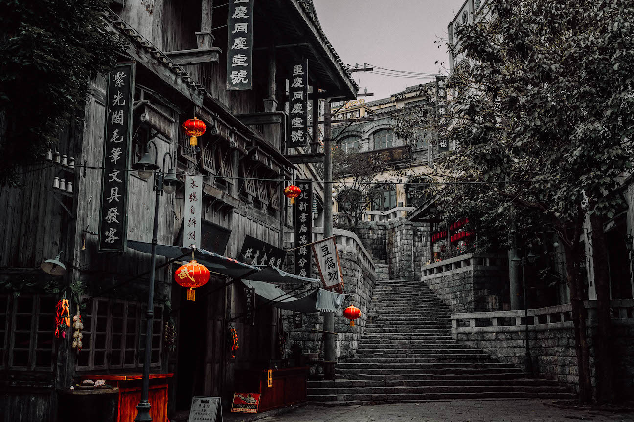 Asia Preset After Example 3