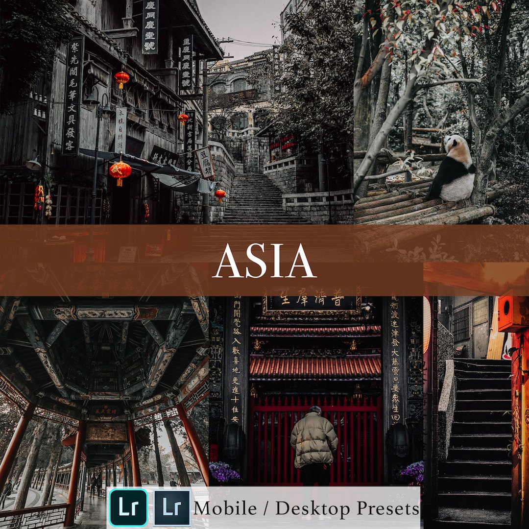Michael Sousa Asia Presets Cover