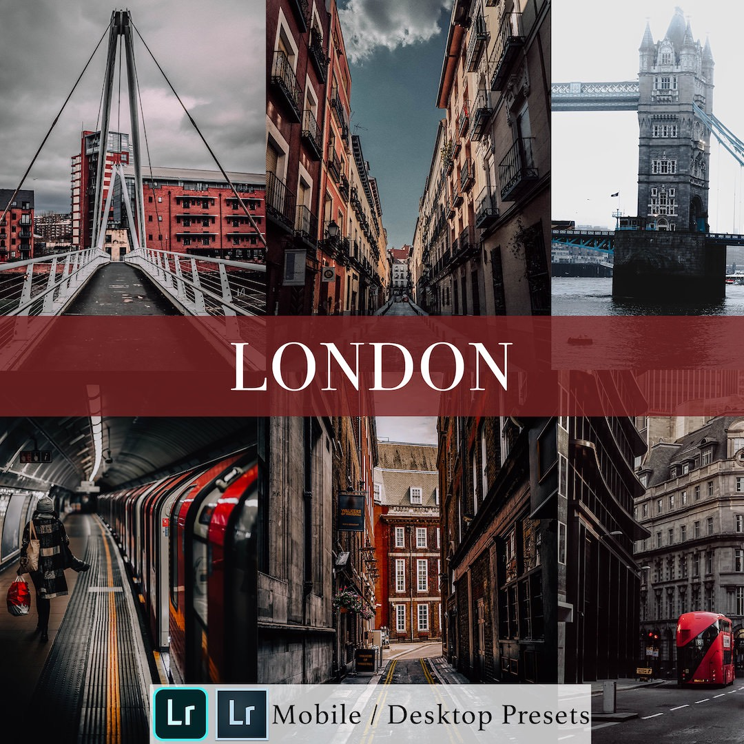 Michael Sousa London Presets Cover