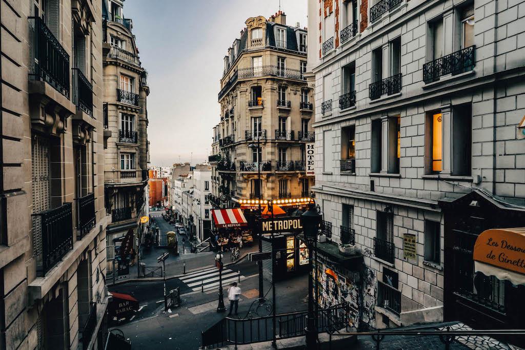 Paris Preset After Example 3